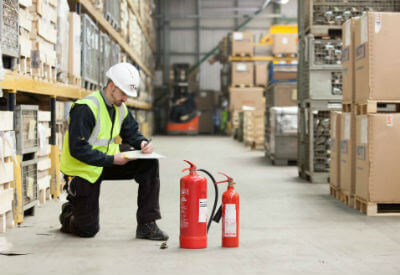 How to Choose a Fire Extinguisher for Your Business