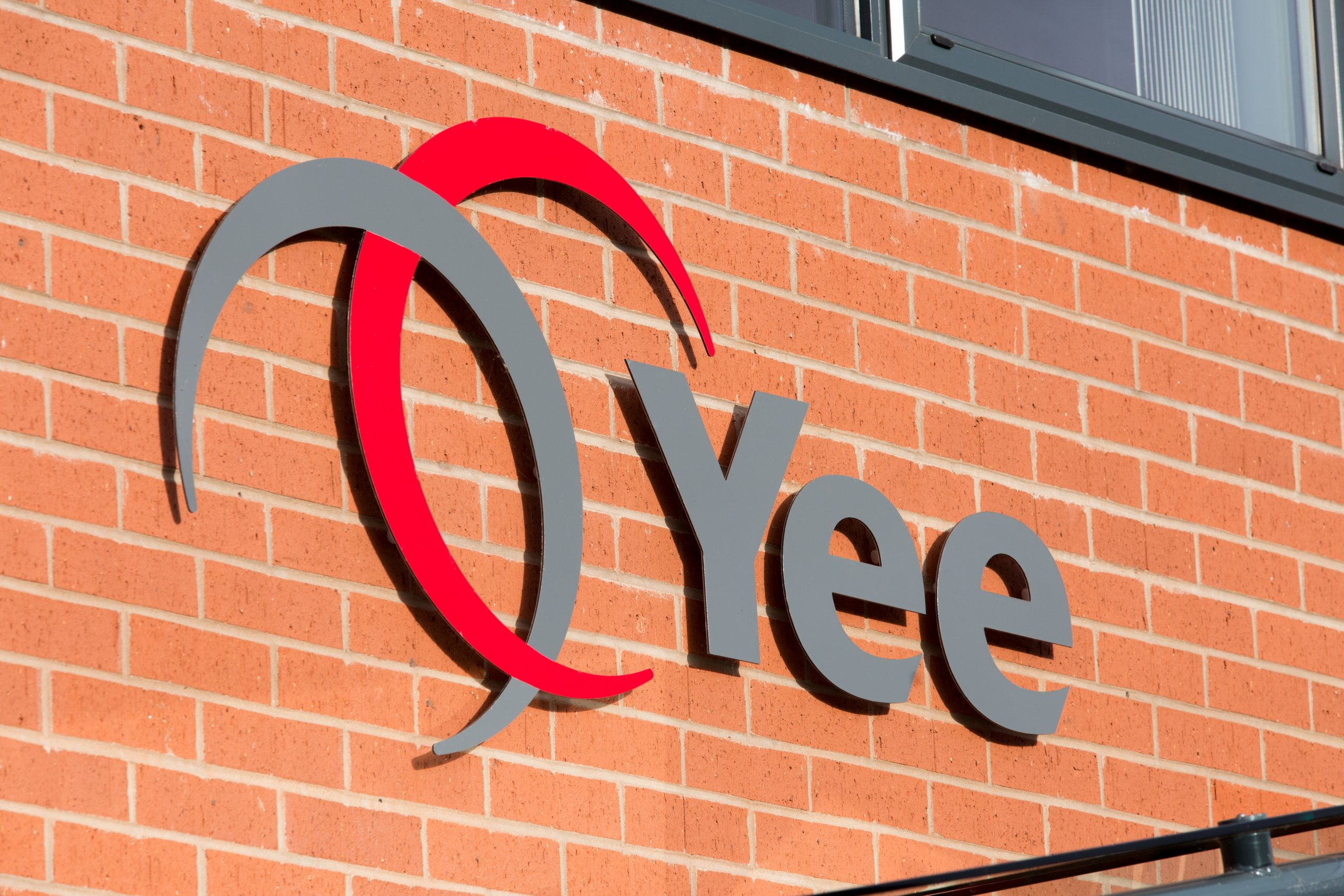Yee Logo on HQ office