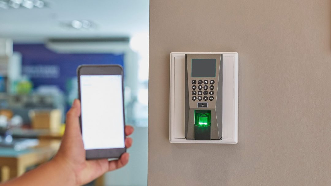 Access Control Contactless